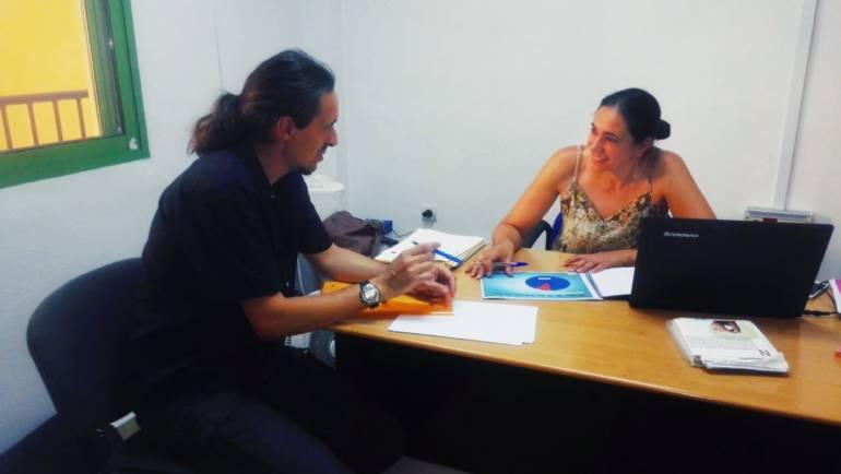 Pliego se apunta a la mejora del empleo para colectivos vulnerables
