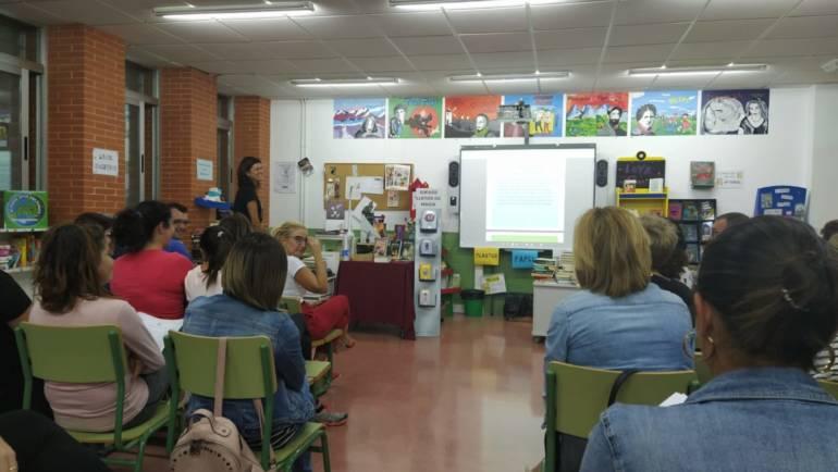 Realizadas en el instituto de Pliego charlas informativas contra el acoso escolar