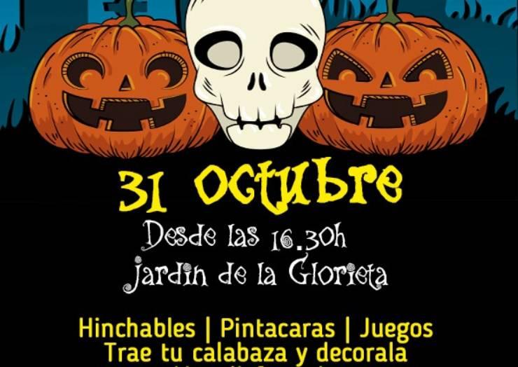 En la tarde del 31 de octubre los más pequeños lo van a pasar de miedo