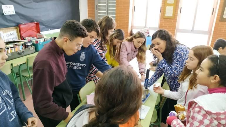 Se culminan los talleres de igualdad en los institutos