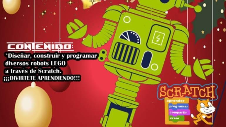 El viernes 27 se realiza un Taller de robótica educativa