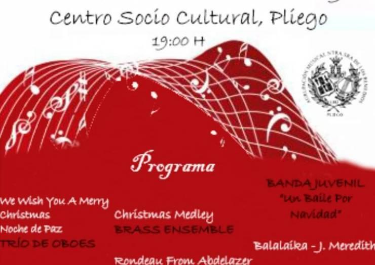 Esta noche se realiza la audición grupal de Navidad de la Asociación Musical Nuestra Señora de los Remedios