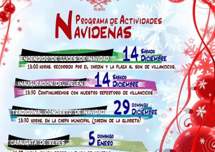 Consulta la programación navideña de la Agrupación Musical Nuestra Señora de los Remedios