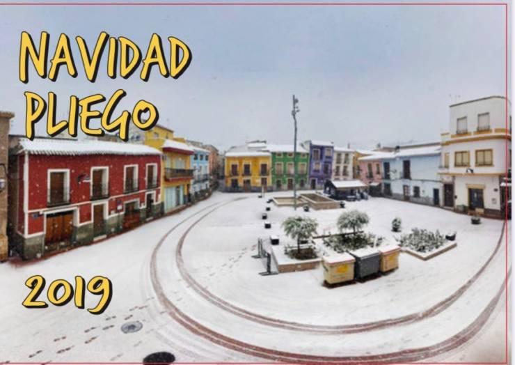 Presentado el programa de actividades de la Navidad 2019 en Pliego