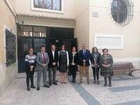 La Comunidad analiza las propuestas de la Mancomunidad del Río Mula en materia de servicios sociales