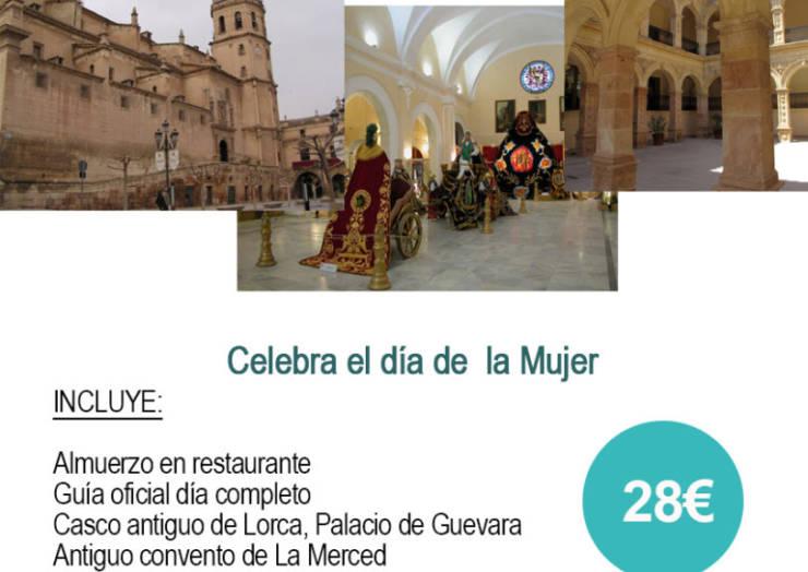 Se está organizando un viaje a Lorca con motivo del Día de la Mujer