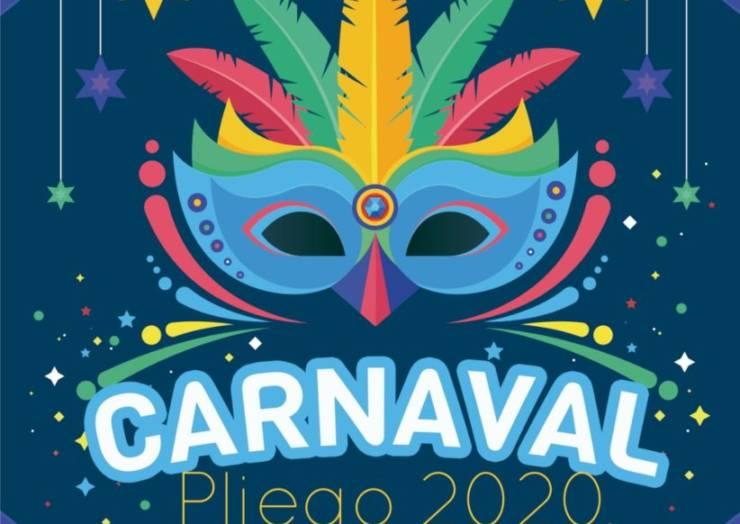 Convocatoria de reunión a los participantes en el desfile de Carnaval