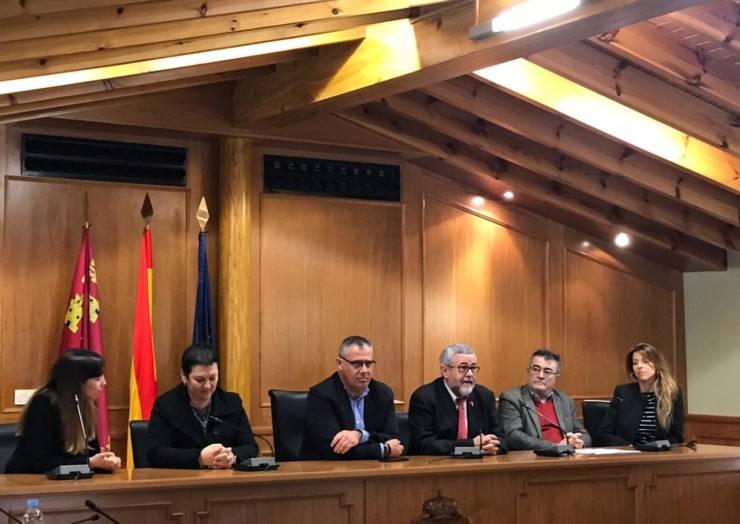 Presentado el convenio entre la Comunidad de Regantes y la Universidad de Alicante con programas formativos y prácticas