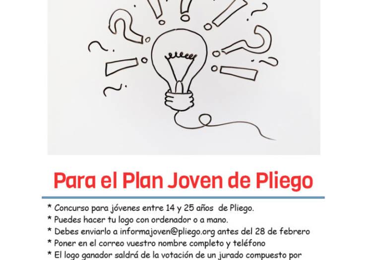 Abierto un concurso para elegir el logo del Plan Joven de Pliego