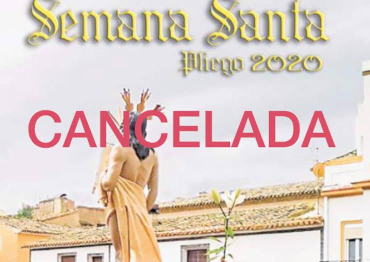 Cancelada la Semana Santa hasta nueva orden
