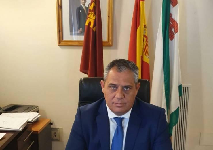 Mensaje de Antonio Huéscar, Alcalde de Pliego, a toda la localidad