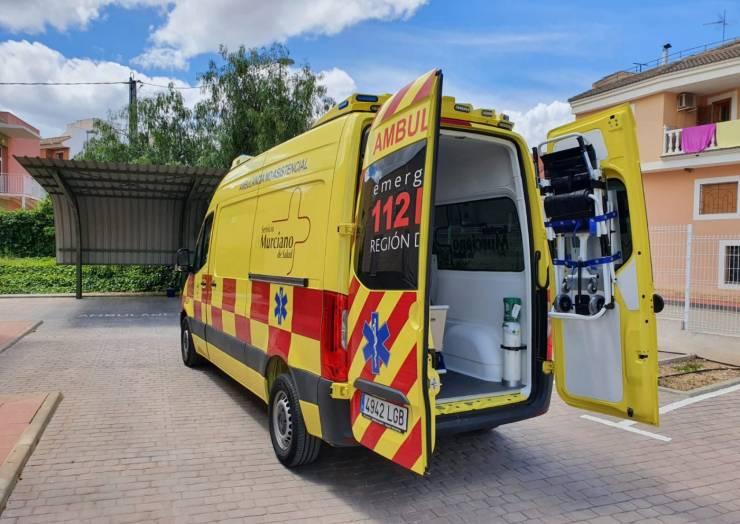 Pliego cuenta con un servicio de ambulancia 24h