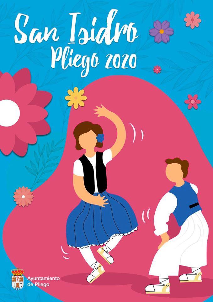 Pliego celebra San Isidro con el brindis de sus vecinos