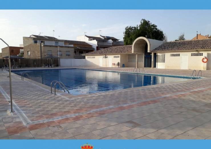 Aplazamiento en la apertura de las piscinas