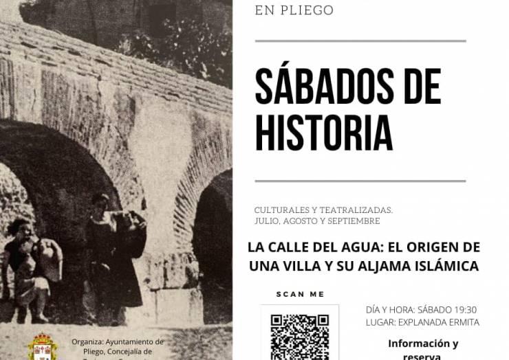 Visitas guiadas por la Calle del Agua: El origen de una villa y su aljama islámica
