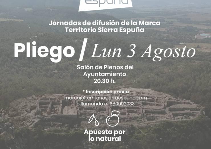 «Territorio Sierra Espuña»: la marca que distinguirá la excelencia de los municipios del parque natural