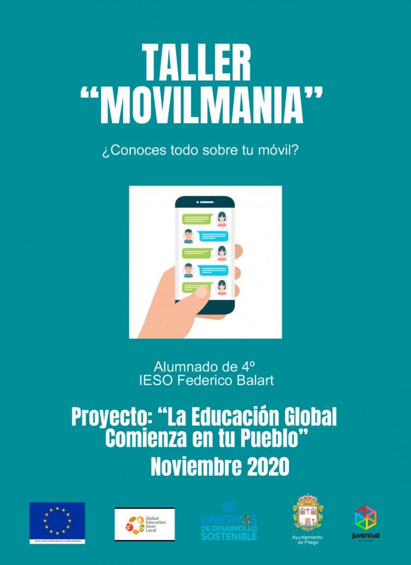 Comienza el taller «Movilmanía» con el IESO Federico Balart