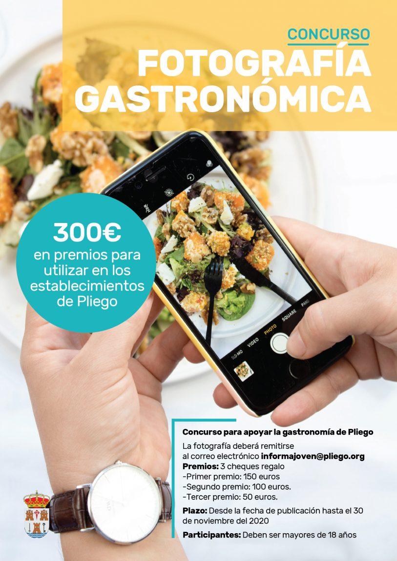 Concurso de fotografía gastronómica #comerbienesdeplegueros