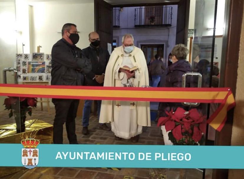 🎄🌟 Queda inaugurado el Belén Municipal de Pliego. 🌟🎄