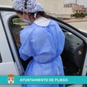 Pliego recibe las primeras vacunas para prevenir la #COVID19.