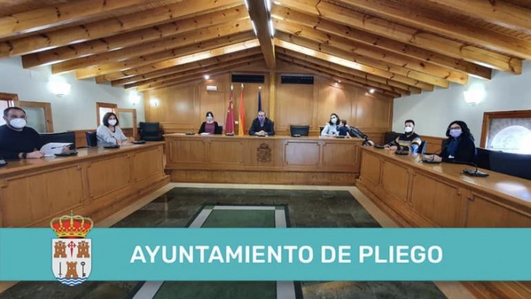 CONSTITUCIÓN DE LA COMISIÓN DE SEGUIMIENTO DEL 1ER PLAN DE IGUALDAD DE PLIEGO.