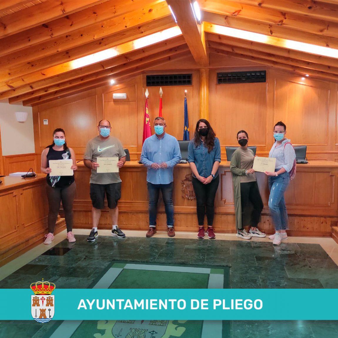 Entrega de premios del concurso de decoración de San Isidro comercios.