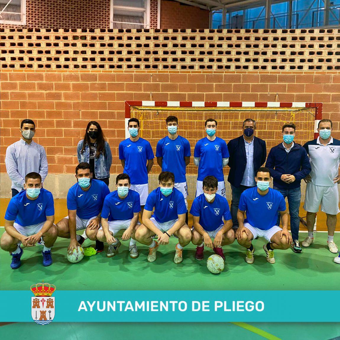 Visita de Francisco Javier Sánchez López, Director General de Deportes de la Región de Murcia.