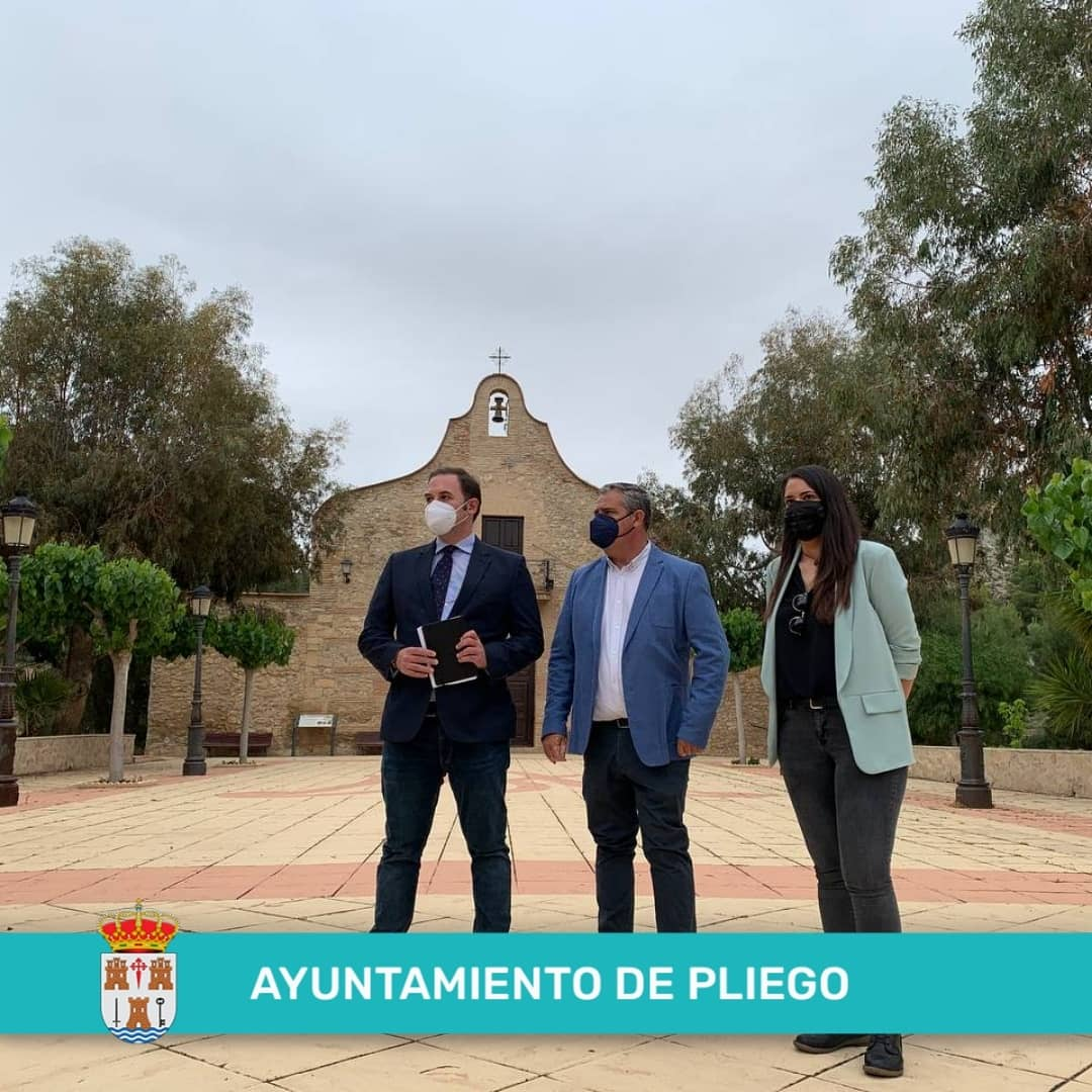 Visita del director de calidad y competitividad turística Carlos Peñafiel