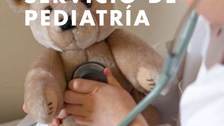 Servicio de pediatría