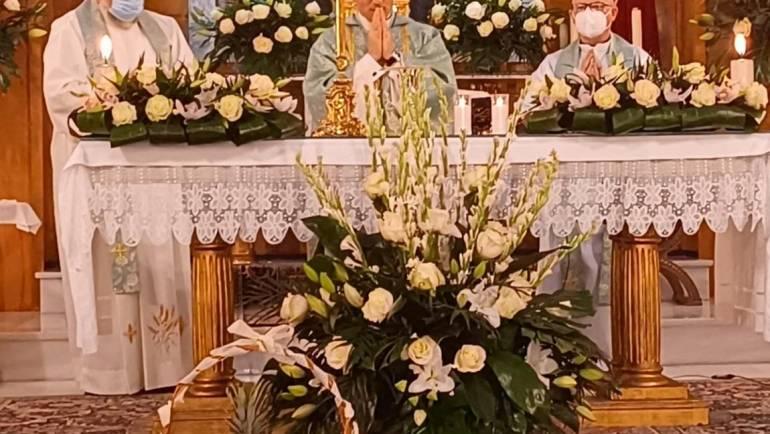 Solemne Misa en honor a Nuestra Señora Virgen de los Remedio